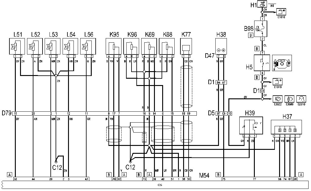 Alfa Romeo Spider Wiring Diagram on Alfa Romeo Spider Wiring Diagram