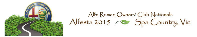 Alfesta Spa Country Victoria – Easter 2015