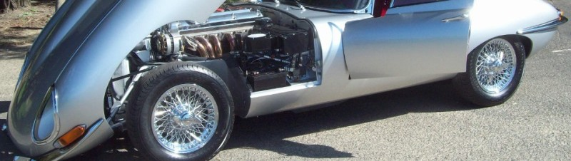 Workshop Visit to the Healey Factory Wednesday 17th February