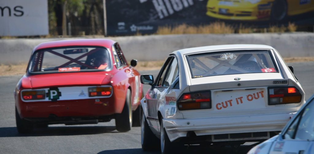 Alfa Parade Laps at Broadford – 21st January