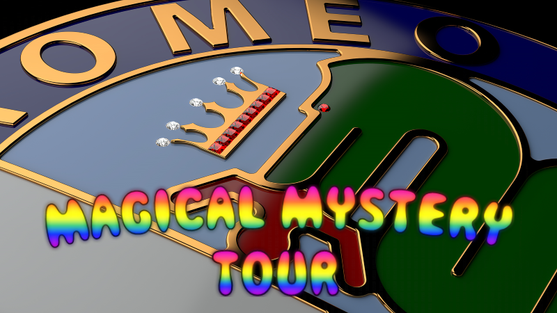 Bruno's Magical Mystery Tour