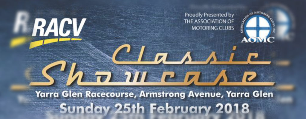AOMC Classic Showcase @ Yarra Glen Racecourse 25 Feb