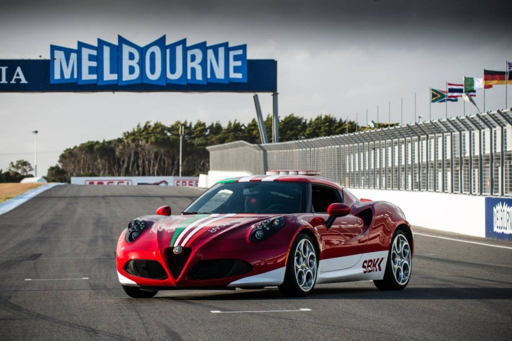 Phillip Island Alfa Romeo Display  –  Mar 10