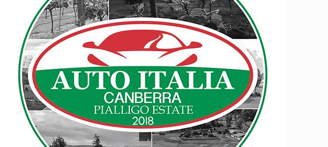 Auto Italia Weekend – April 14th