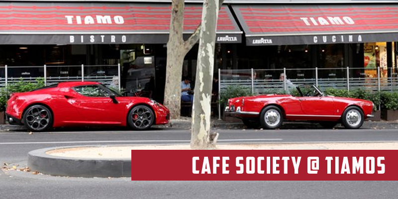Café Society Gathering Sunday 13 May