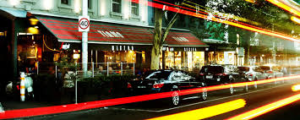 Coffee and Cars at Tiamo's Cafe Restaurant